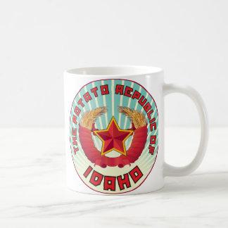 Potato Republic of Idaho Mug
