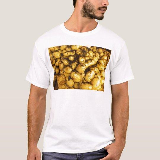 Potatoes at Hakaniemi Market Hall T-Shirt