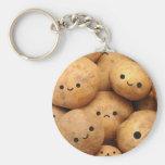 Potatoes Keychains
