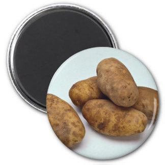 Potatoes Magnet