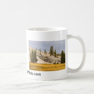 Pothole Dome Yosemite California Products Coffee Mug