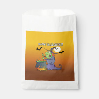 Potion In Motion Halloween Favor Bags