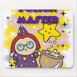 Potion Master Mouse Pad