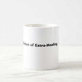 Potion of Extra-Healing Classic White Coffee Mug