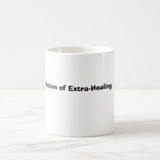 Potion of Extra-Healing Basic White Mug