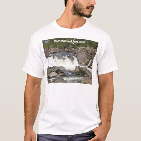 Potomac Paddlers - The Steve Shirt