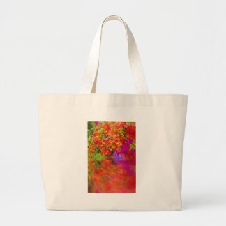 Potpourri Reflection flowers with reflections Bag