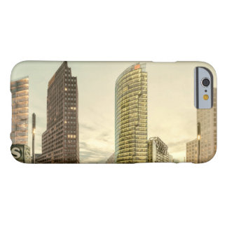 Potsdamer Platz in Berlin, Germany Barely There iPhone 6 Case