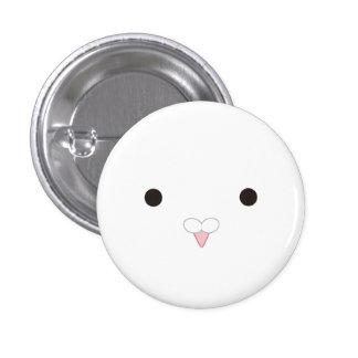 potsupo (white) - Coo! (White) 3 Cm Round Badge