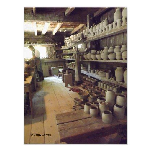 Potters Barn 2 Photographic Print