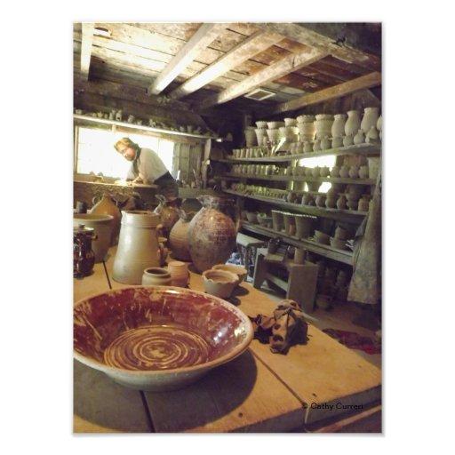 Potters Barn 3 Photographic Print
