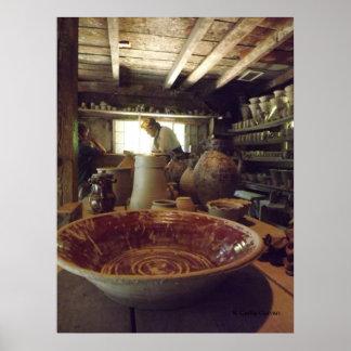 Potters Barn Print