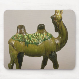 Pottery Chinese wailing camel Mouse Mat