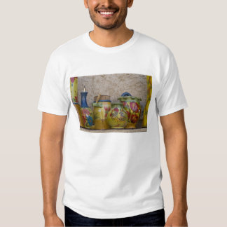 Pottery, Moustiers-Sainte-Marie, Provence, Tee Shirts