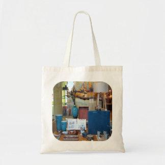 Pottery shop tote bag