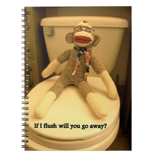 Potty Break Notebook