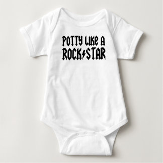 Potty Like A Rock Star T-Shirt