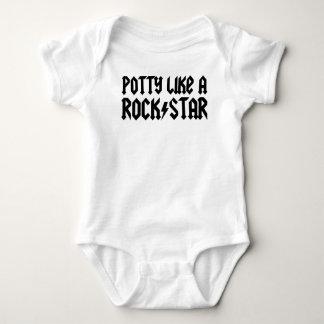 Potty Like A Rock Star T-Shirt