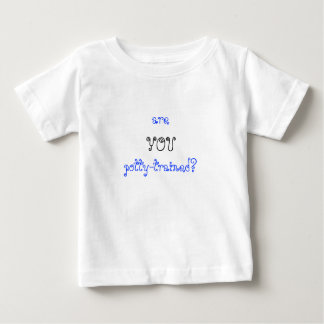 Potty-trained T-shirt