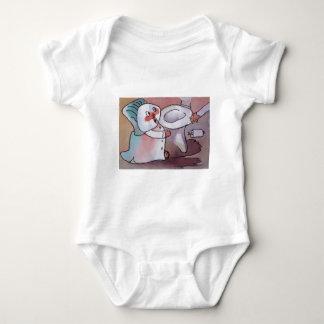 Potty Training Baby Bodysuit