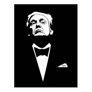 POTUS DJT Donald J Trump Postcard