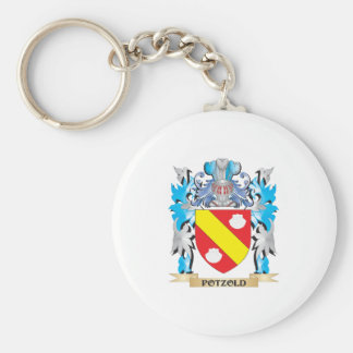 Potzold Coat of Arms - Family Crest Key Chains