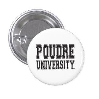 Poudre University Buttons