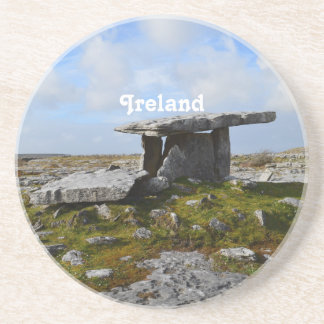 Poulnabrone Portal Tomb Drink Coasters