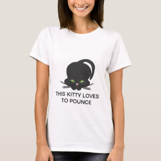 Pouncing Kitty T-Shirt