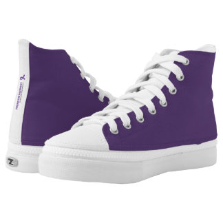 Pound The Pavement High Tops