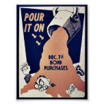 Pour It On Posters