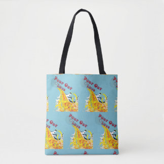 Pour Out Love Tote Bag