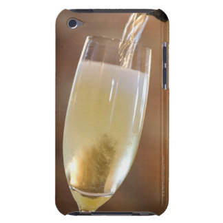 Pouring champagne barely there iPod case