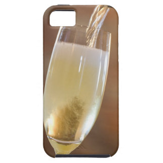Pouring champagne tough iPhone 5 case