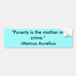 essays on poverty is the mother of crime