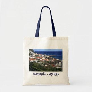 Povoaçao - Azores Budget Tote Bag
