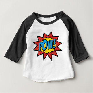 Pow! Baby Comic Book T-shirt