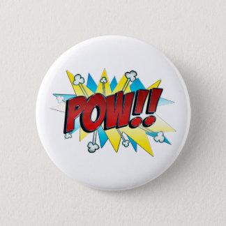 POW! Badge by Matt Steel