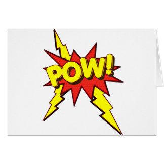 POW!!!! CARDS