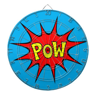 Pow! Dart Boards