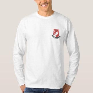POW MIA EMBROIDERED LONG SLEEVE T-Shirt