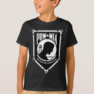 POW/MIA Triangle Bamboo Frame T-Shirt