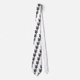 POW/MIA Triangle Bamboo Frame Tie