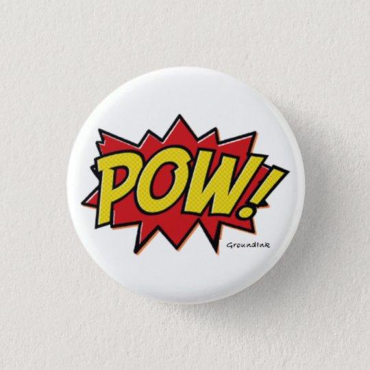 Pow! Miniature Button