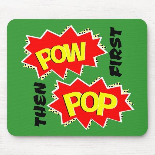 POW POP MOUSE PADS