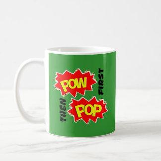 POW POP MUG