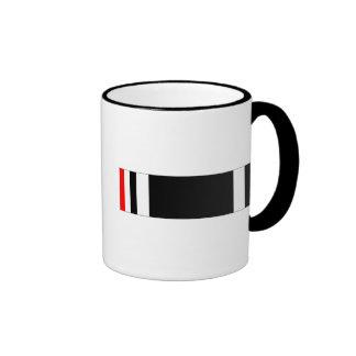 POW Ribbon Ringer Mug
