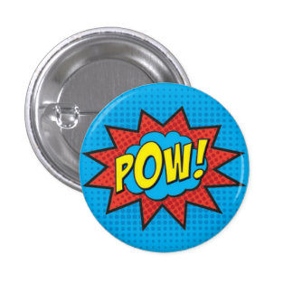 POW! Superhero Pin PC