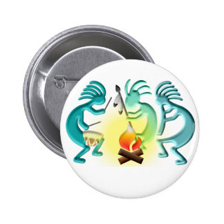 Pow Wow Pinback Buttons