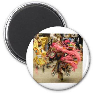 Pow-Wow Magnet